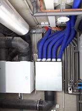 Inregelen ventilatiesysteem