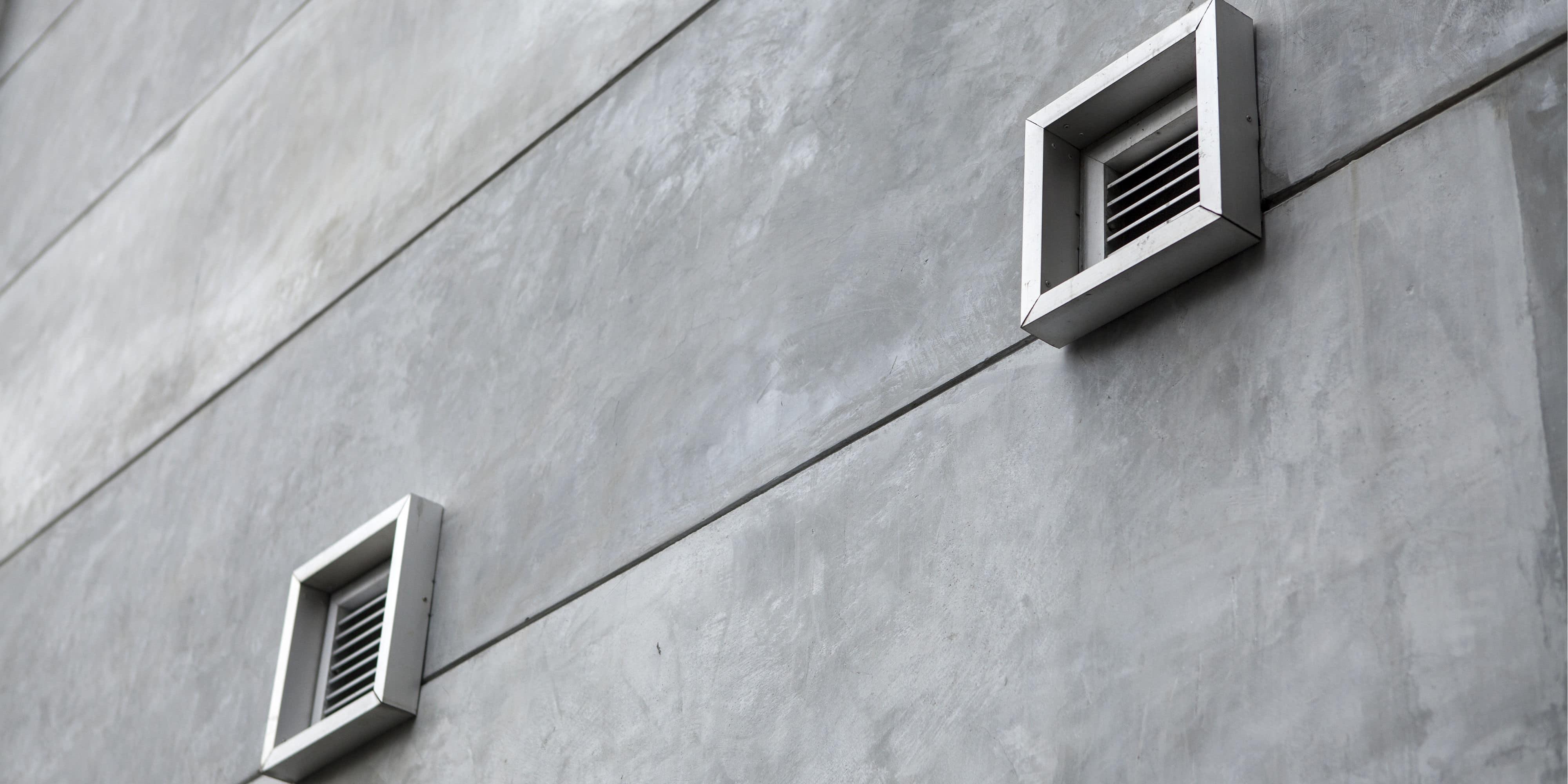 Geluidsdemper ventilatie