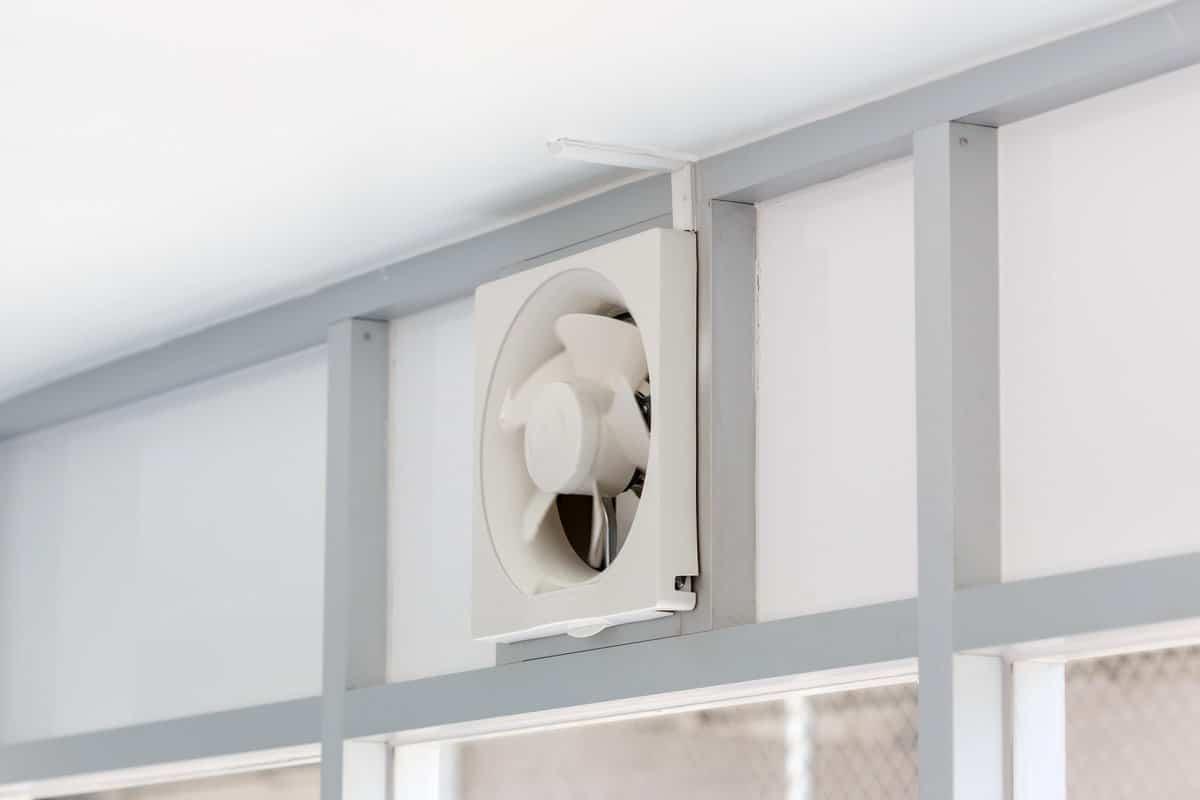 radon voorkomen met ventilatie