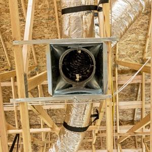 ventilatie in nieuwbouwwoning