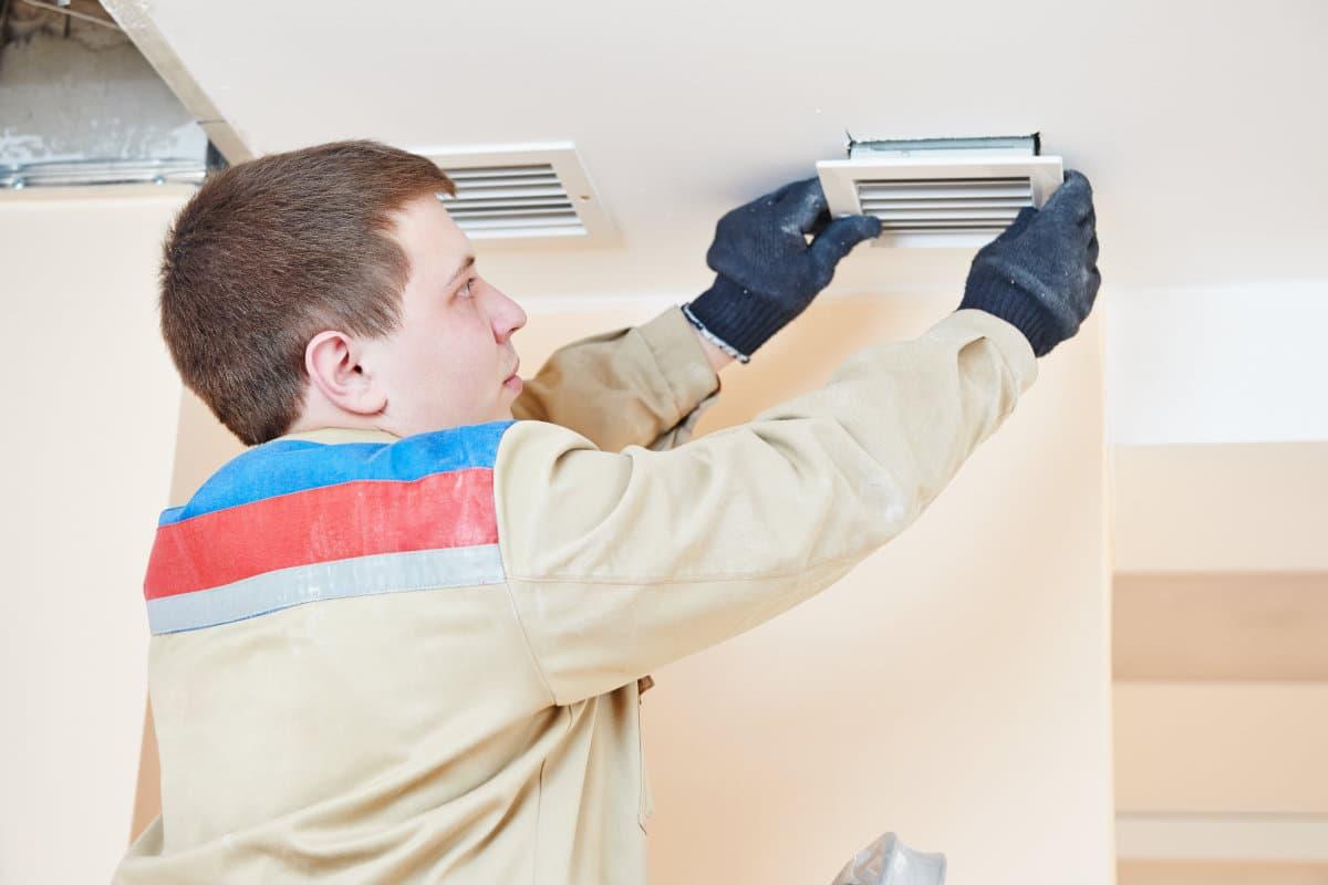 ventilatie installateur raadplegen