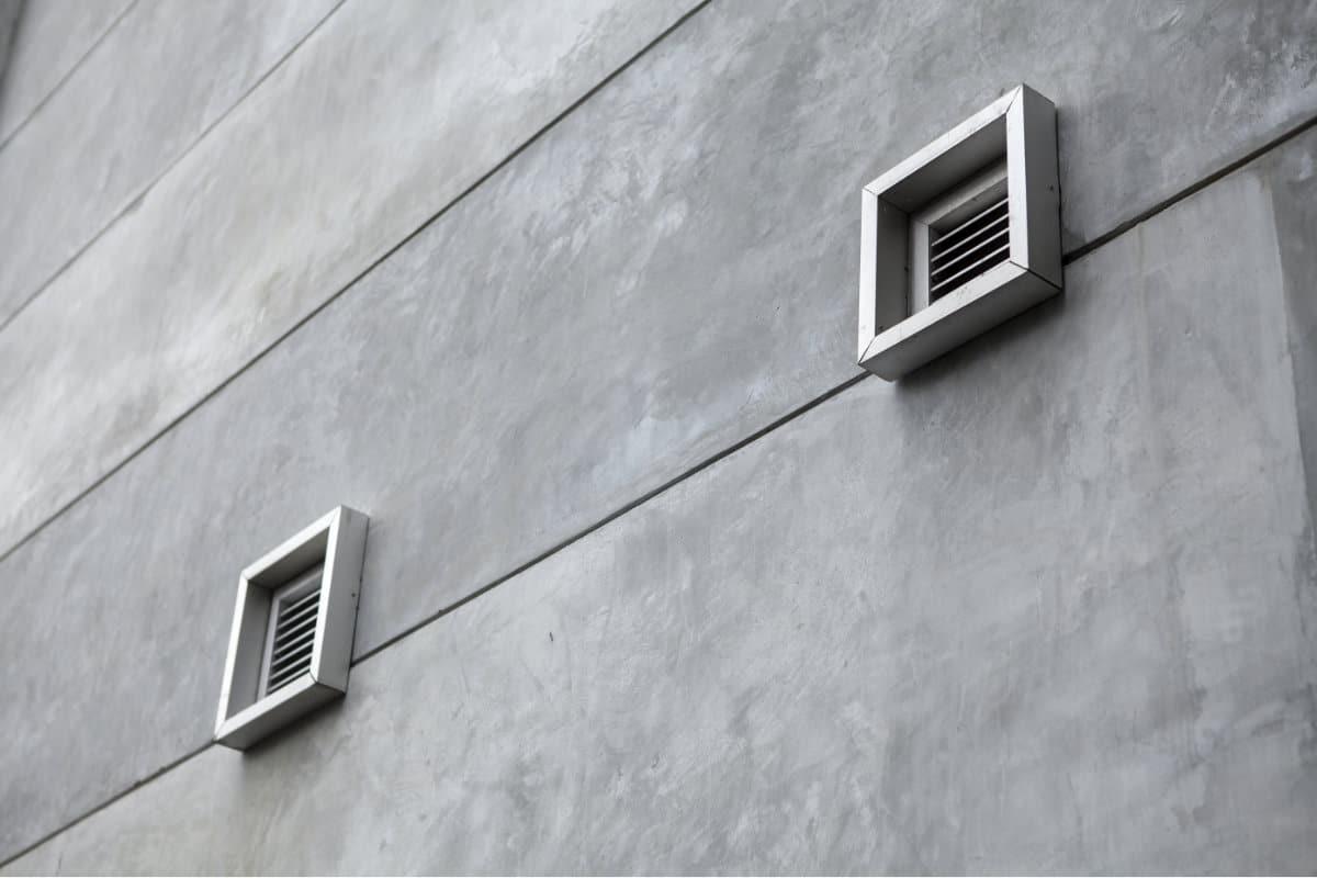 ventilatiesysteem c luchtroosters