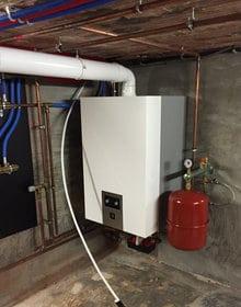 voorkomen radon via leidingen