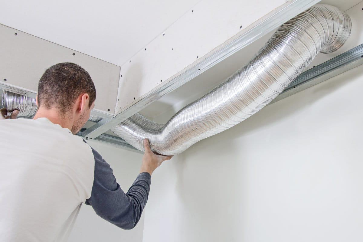 zelf ventilatiesysteem installeren